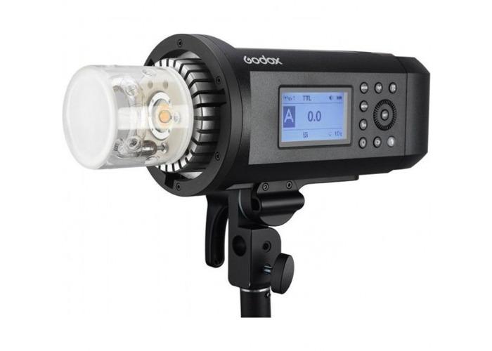 Godox AD600 Pro + Sony Trigger with 95 Cm Octa - 2
