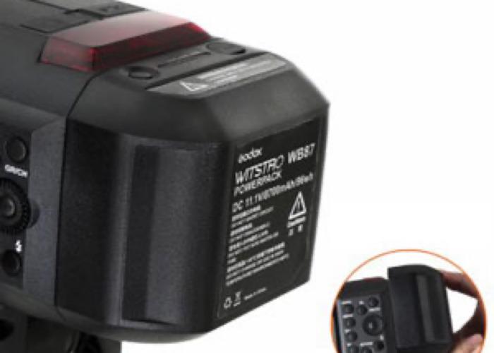Godox AD600M high speed sync portable strobe light - 2