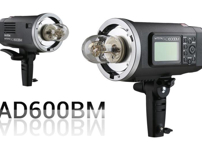 Godox AD600M high speed sync portable strobe light - 1