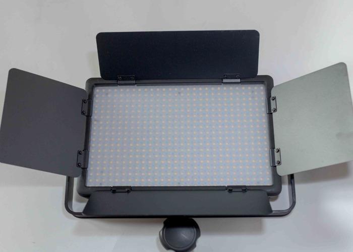 Studio lighting. Godox LED500C 3300K-5600K LED - 1