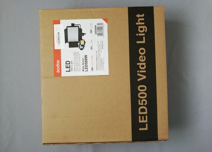 Godox LED500W Video Light - 2