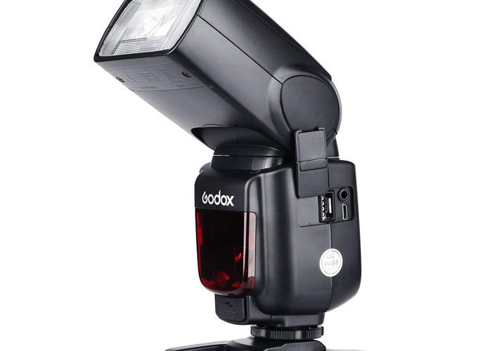 Godox TT685C Speedlite High-Speed Sync - 2