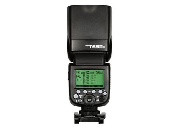 Godox V860IIC & XPro Transmitter - for Canon - 2