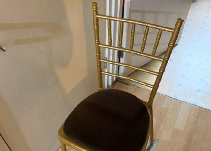 Gold Chiavari Chairs - 2