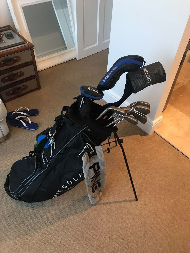 Golf Clubs - Full Set - 1