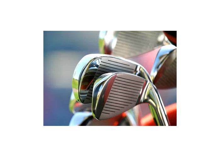 Golf clubs, Taylor Made Forged irons  - 1