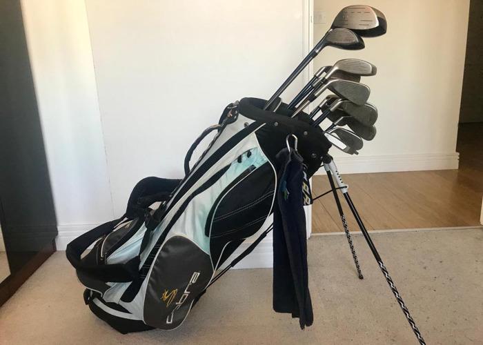 Golf Clubs - 1