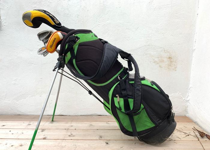 Golf Clubs (Taylormade RAC, Cleveland ZIP, Cobra Speed LD) - 1