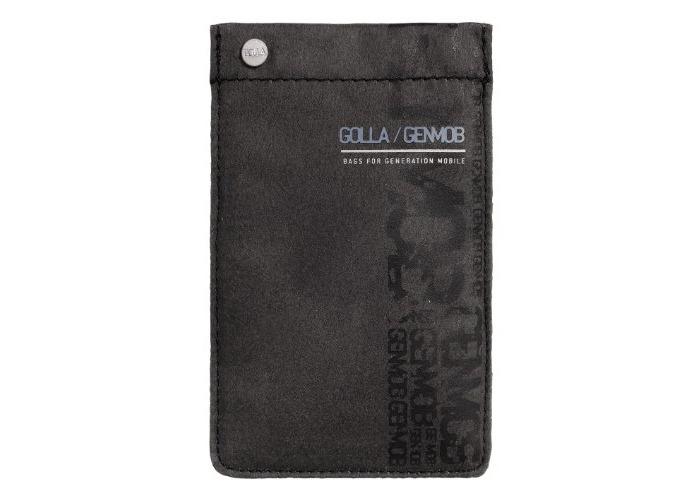 Golla Seoul Mobile Phone Sleeve - Grey - 1