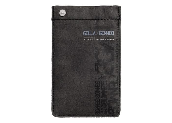 Golla Seoul Mobile Phone Sleeve - Grey - 2