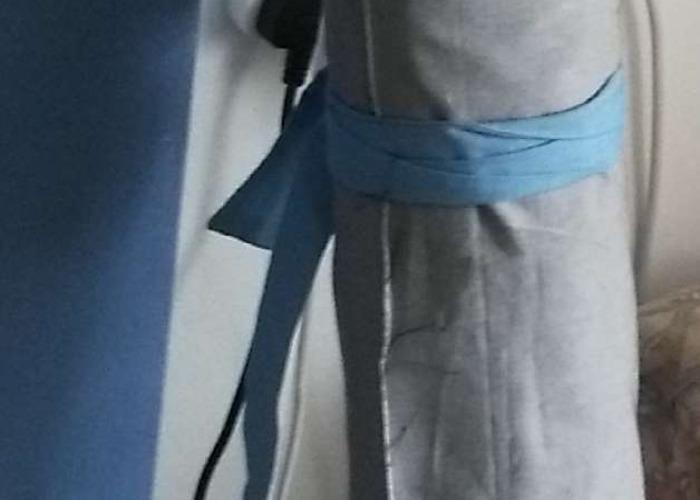 Grey Fabric Bundle Roll - 1