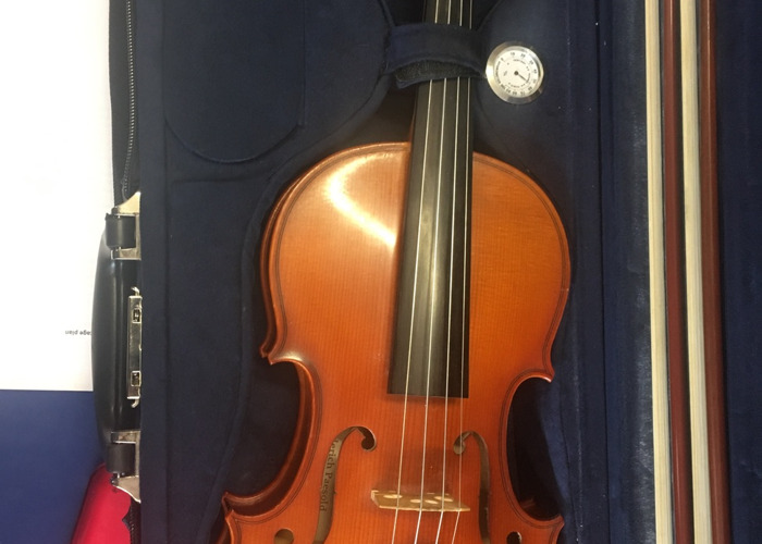 Good quality Roderich Paesold full size violin  - 1