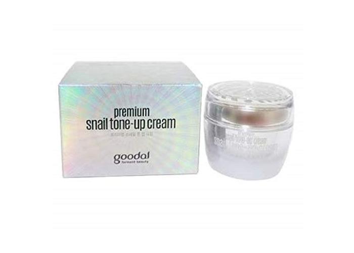 Goodal Premium Snail Tone-Up Cream, 1.7 Fluid Ounce by GOODAL - 1