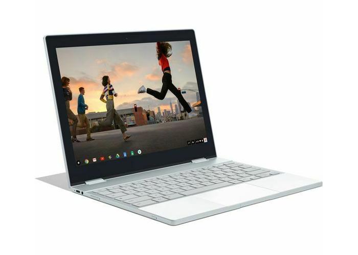 """GOOGLE Pixelbook 00124 12.3"""" Intel Core i7 2in1 Chromebook - 512 GB eMMC- Silver - 2"""
