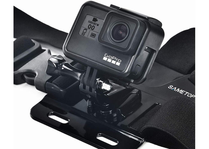Gopro 8 Balck - Head Strap + Chest mount - 2