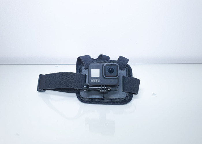 GoPro 8 black, chest mount - 1