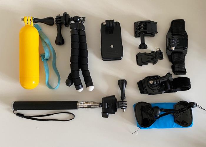 GoPro Accessories Floatie Selfie Stick Chest Strap - 1
