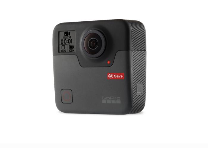 GoPro Fusion 360 - 1