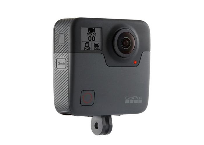 GoPro FUSION 360 camera Kit - 2