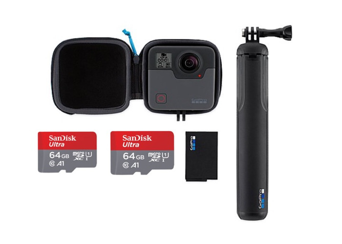 GoPro FUSION 360 camera Kit - 1