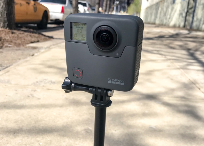 Rent GoPro Fusion 5 2K 360/VR Camera in Queens