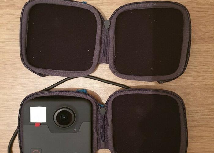 GoPro Fusion 360-degree Camera + TRIPOD - 2