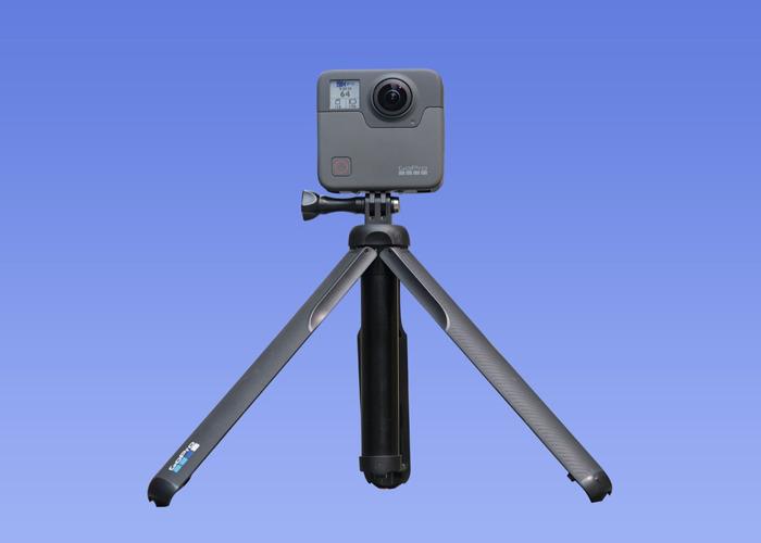 GoPro Fusion 360-degree Camera + TRIPOD - 1