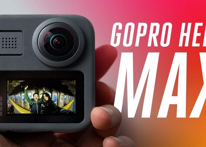 GoPro Fusion MAX new edition - 1