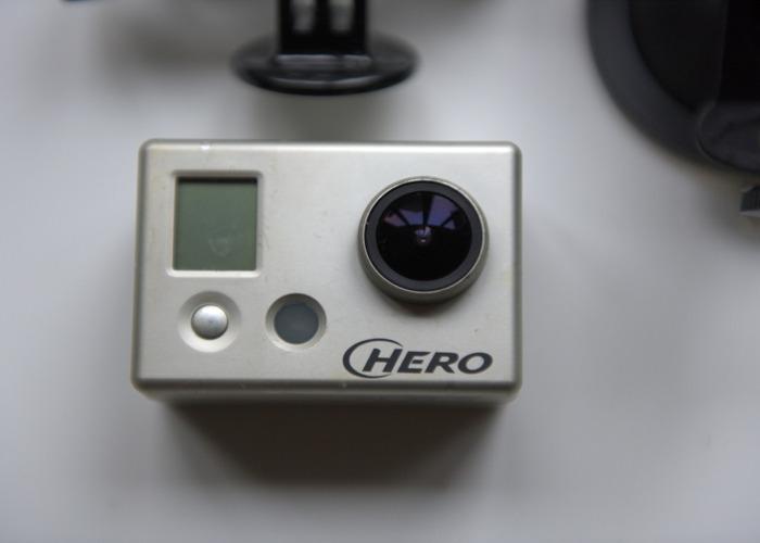 GoPro Hero 1080p Camera - 2