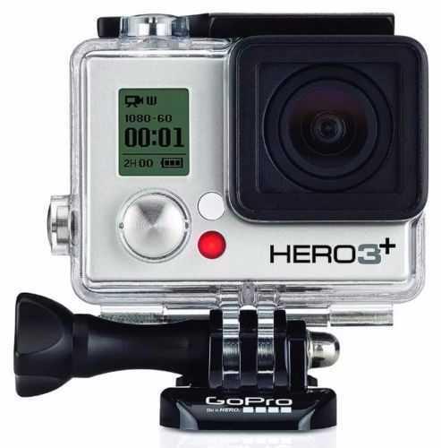 GoPro Hero 3+ Silver Edition - 1