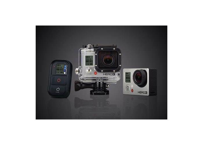 GoPro hero 3+ black - 1