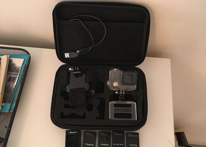 GoPro Hero 3+ Black Kit - 2