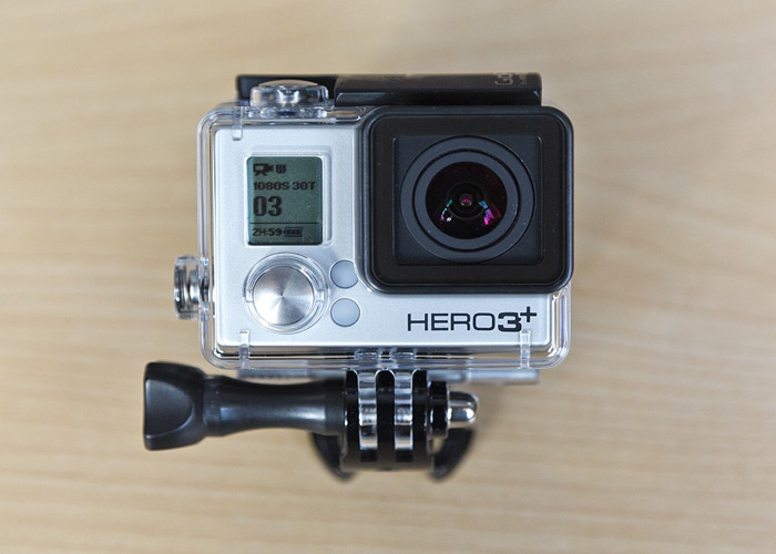 GoPro Hero 3+ Black - 1