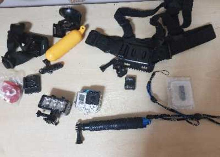 GoPro Hero 3+ Silver kit - 1