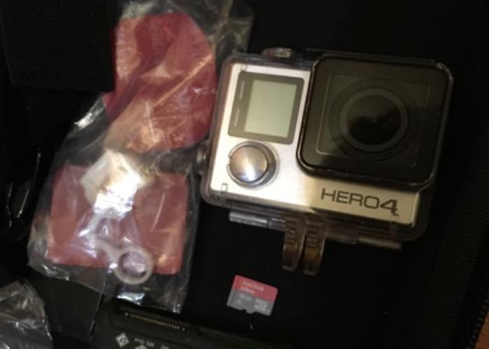 GoPro Hero 4 - Silver Edition - 1
