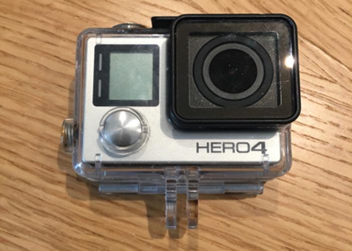 Gopro hero 4 + underwater case - 1