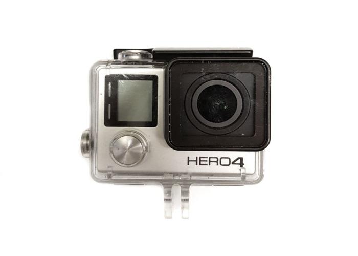 Go Pro Hero 4 Black  - 1