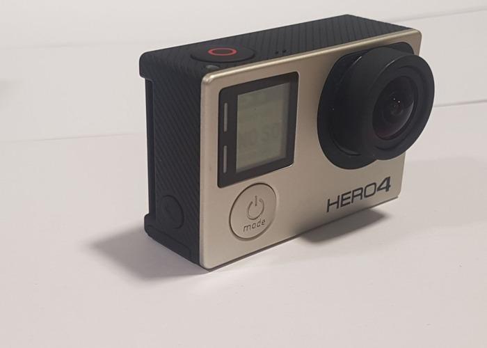 GoPro Hero 4 Black - 2