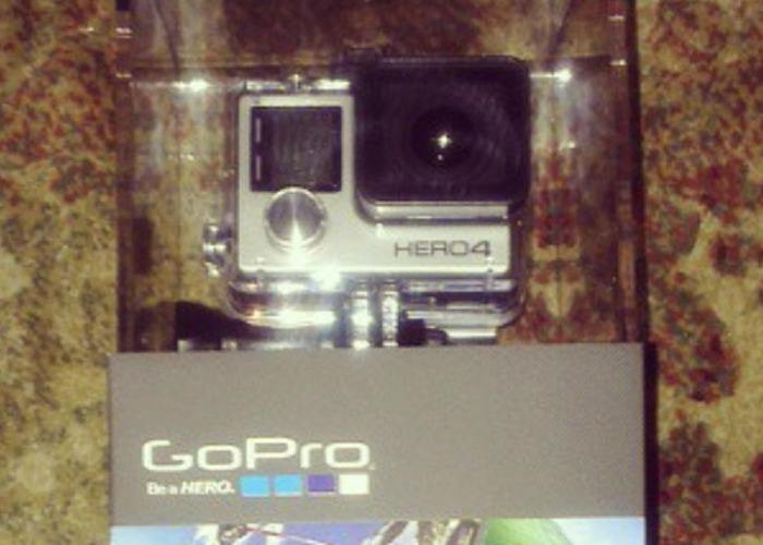 Gopro hero 4 Black edition - 1