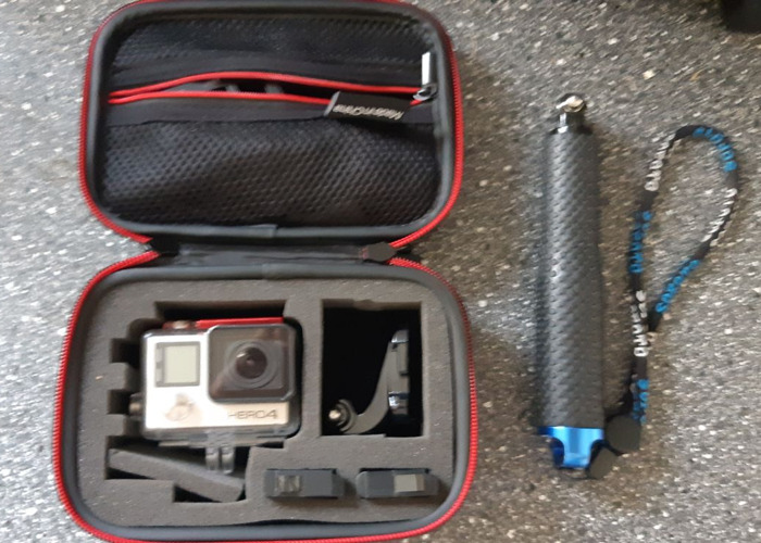 GoPro Hero 4 Plus Accessories  - 1