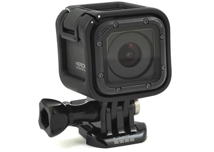 GoPro Hero 5 Session - 4K - 32GB SD Card - 1
