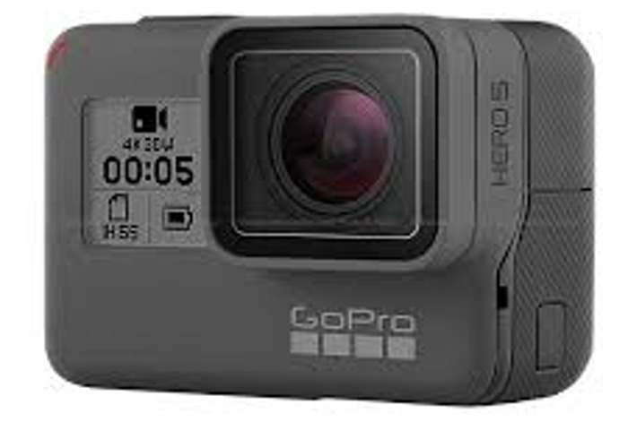 GoPro Hero 5 with accessories - 1