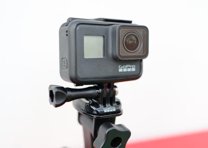 GoPro Hero 7, 4 x batteries + suction mount - 2
