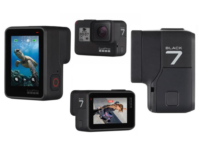 GoPro Hero 7 Black + Accessories - 2