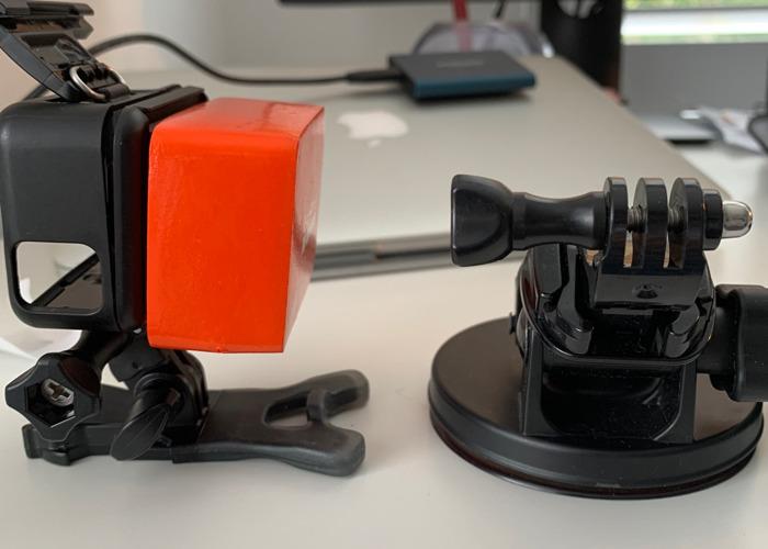 GoPro Hero 7 black + mounts - 2