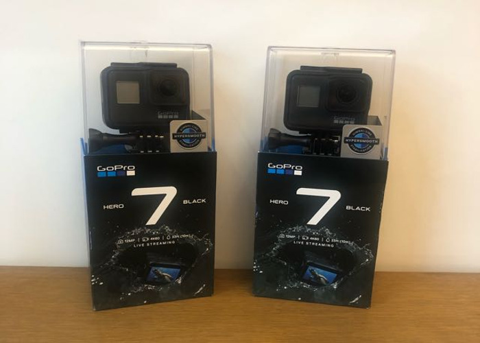 GoPro Hero 7 Black - X2 - 1