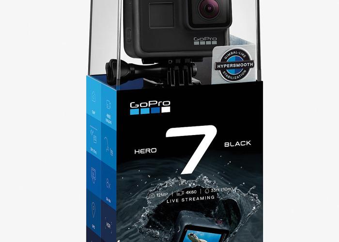 GoPro Hero 7 Black Edition - 1