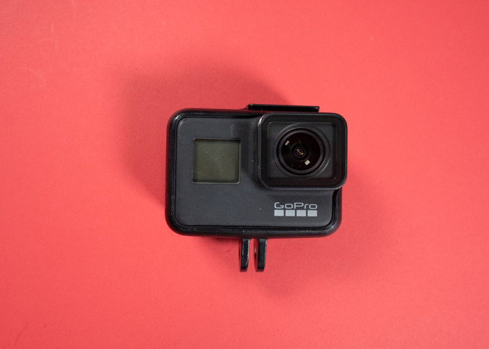 GoPro Hero 7 Black Edition Camera With Car Mount - 1