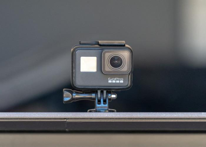 GoPro Hero 7 Black (with accessories) - 1