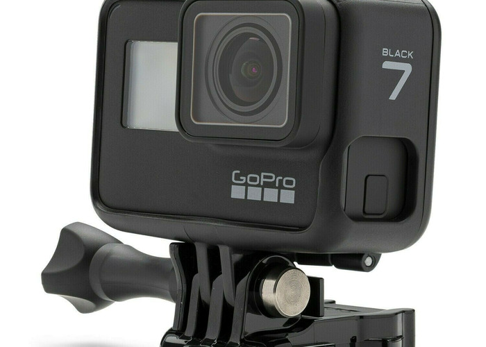 GoPro Hero 7 Black with lots of extras! - 1